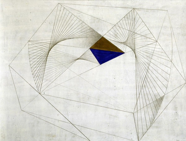 <em>Drawing for Sculpture</em>, 1942