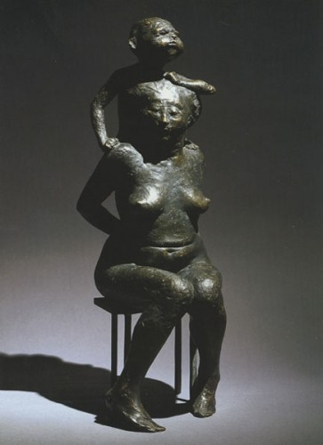 <em>Mother & Child</em>, 1960