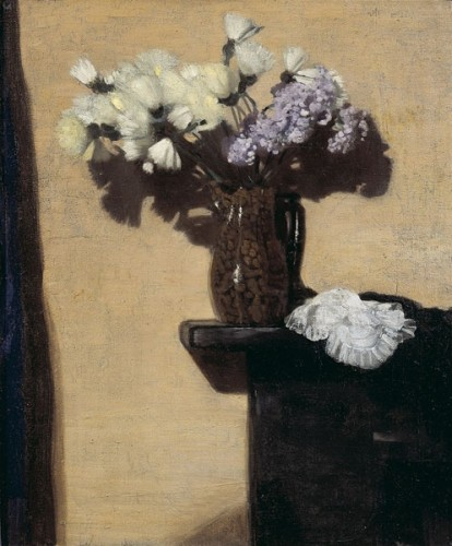<em>Flowers & Gloves</em>, 1909