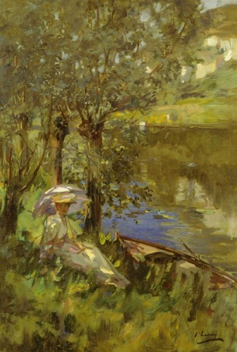 <em>Under the Willows</em>