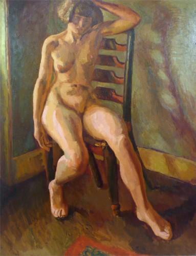 <em>Nude</em>, c.1922