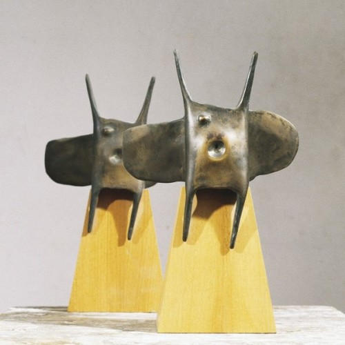 <em>Little Winged Figure</em>, 1961