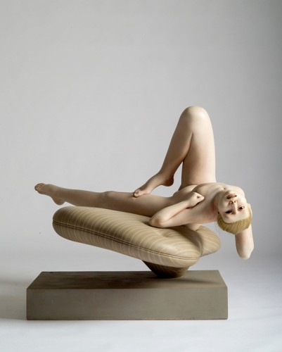 <em>Girl on Back</em>, 1988-72