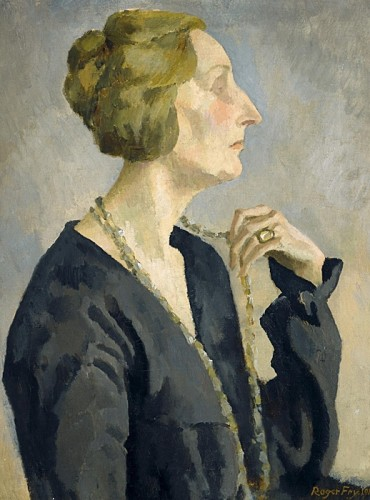 <em>Portrait of Edith Sitwell</em>, 1918
