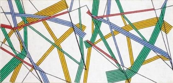 <em>Duo (Immobile-Mobile, Mobile-Immobile)</em>, 1984
