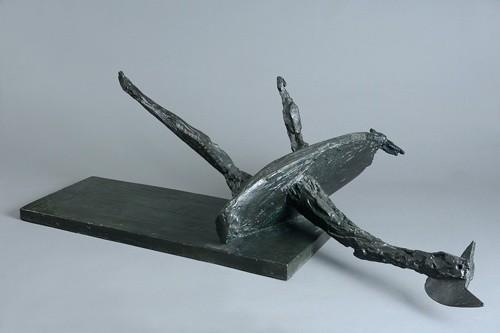 <em>Fallen Bird</em>, 1958