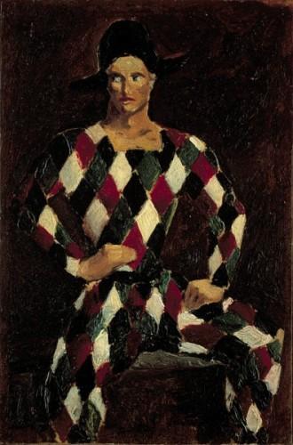 <em>Harlequin</em>, 1925