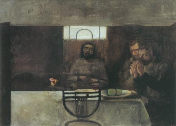 <em>Supper at Emmaeus</em>, 1942-46