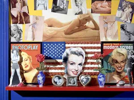 <em>Shrine To Marilyn Monroe</em>, 1990