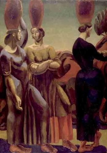 <em>Study after the Lemon Gatherers</em>, 1920-21