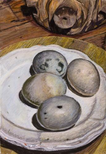 <em>Duck Eggs</em>, 2015