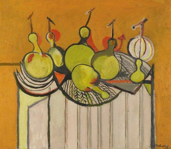 <em>Still Life with Gourds</em>, 1948