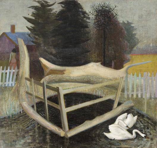 <em>A Pond Near Thwing</em>, 1936-7