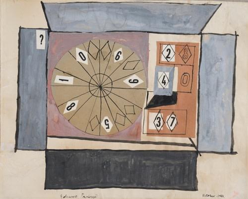 <em>Shooting Gallery</em>, 1947
