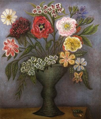 <em>Flowers</em>, 1936