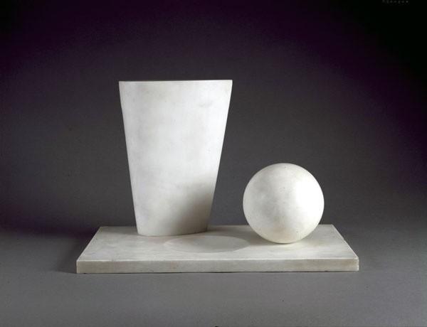 <em>Conoid, Sphere & Hollow II</em>, 1937