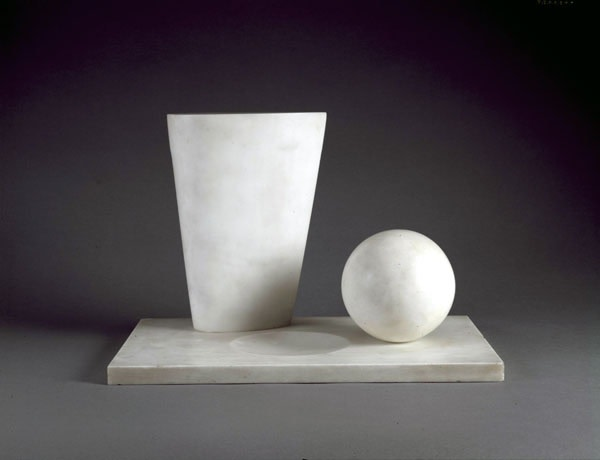 <em>Conoid, Sphere & Hollow II</em>, 1937