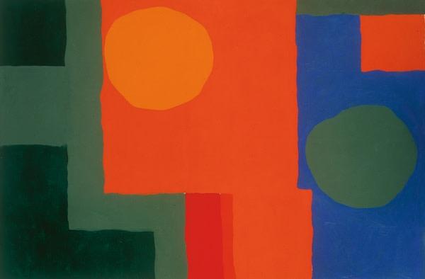 <span class=&#34;title&#34;>Orange in Red, Green in Blue<span class=&#34;title_comma&#34;>, </span></span><span class=&#34;year&#34;>1964</span>