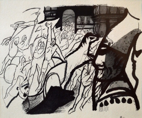 <em>Judith 1</em>, 1944