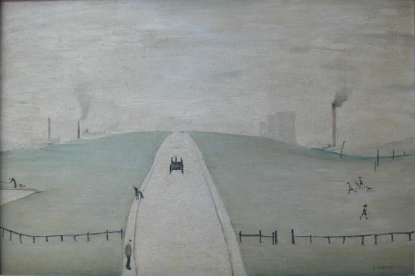 <em>Road over the Moors</em>, 1960
