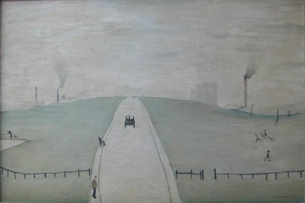 <em>Road over the Moors</em>, 1960