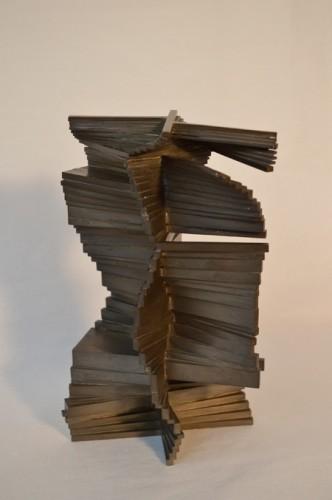 <em>Untitled (Bronze sculpture)</em>