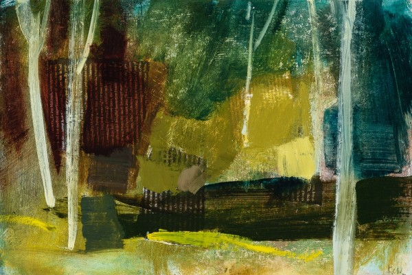 <span class=&#34;artist&#34;><strong>Kate Corbett-Winder</strong></span>, <span class=&#34;title&#34;><em>Trees at Ladywell</em>, 2015</span>