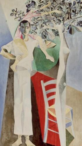 <em>Boy, Girl & Cat</em>, 1948-49