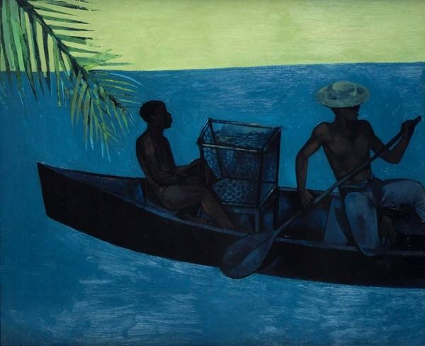 <em>Jamaican Fishermen</em>, 1951