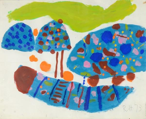 <span class=&#34;artist&#34;><strong>Roger Hilton</strong></span>, <span class=&#34;title&#34;><em>Landscape</em>, 1973</span>