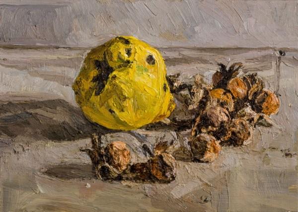 <em>Yellow Pear</em>, 2014-15