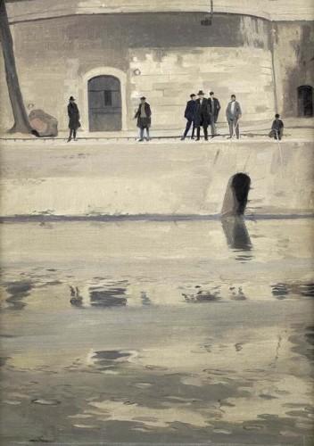 <em>Les Pêcheurs</em>, 1926
