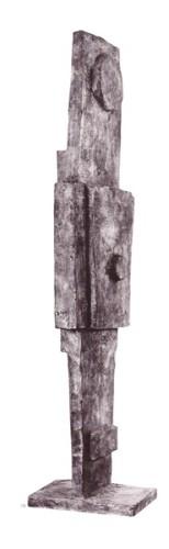 <em>Totemic Figure</em>, 1957