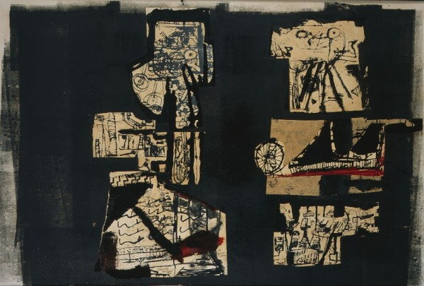 <em>Mechanical Fantasy (King & Queen)</em>, 1960
