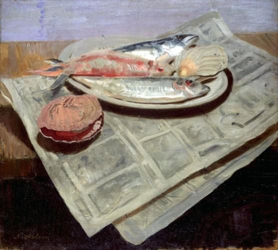 <em>Fish</em>, 1922