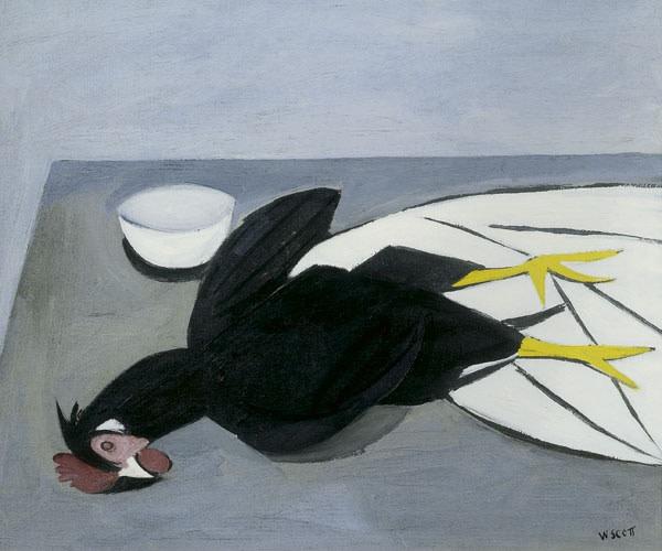 <em>Still Life - Cockerel</em>, c.1949