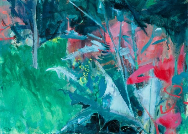<span class=&#34;artist&#34;><strong>Kate Corbett-Winder</strong></span>, <span class=&#34;title&#34;><em>July Garden</em>, 2015</span>