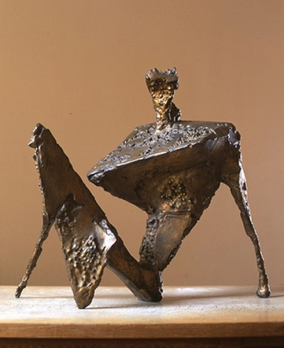 <em>Sitting up Figure</em>, 1962