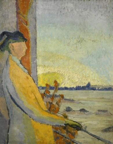 <em>Woman at a Window</em>, 1912