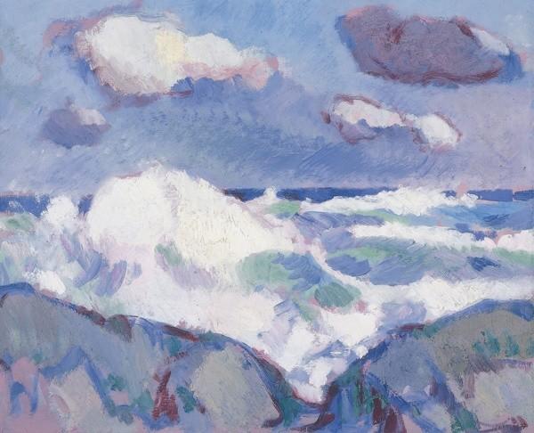 <em>The Wave</em>, 1912