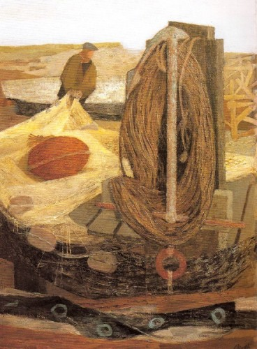 <em>Nets & Anchor</em>, 1948