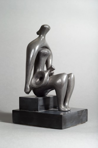 <em>Woman with Pitcher</em>, 1947