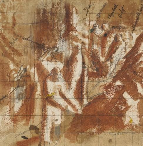 <em>Zacharias & Elizabeth</em>, c.1912-13