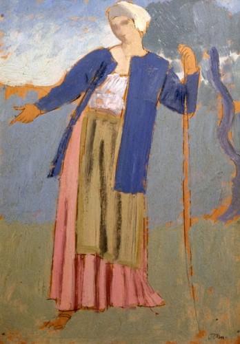 <em>Dorelia</em>, 1909-10