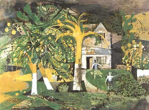 <em>The Orchard</em>, 1944
