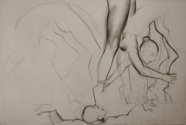 <em>Untitled (Dancers)</em>, 1982