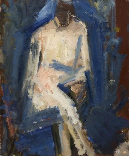 <em>Seated Figure</em>, 1957