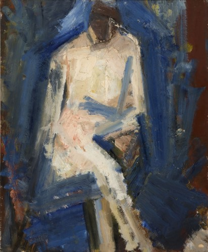 <span class=&#34;title&#34;>Seated Figure<span class=&#34;title_comma&#34;>, </span></span><span class=&#34;year&#34;>1957</span>