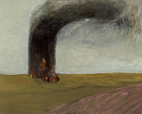 <em>Column of Smoke - Kenidjack</em>, 1982