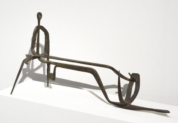<em>Figure Reclining</em>, 1948
